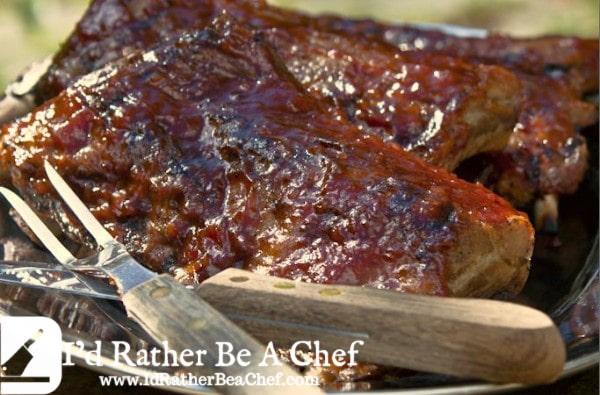 really yummy baby back rib recipe without a smoker!