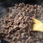 prepare this seasoned ground beef recipe ahead of time
