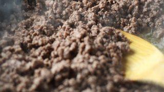 SEASONED GROUND BEEF RECIPE