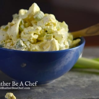 egg salad recipe with celery seed