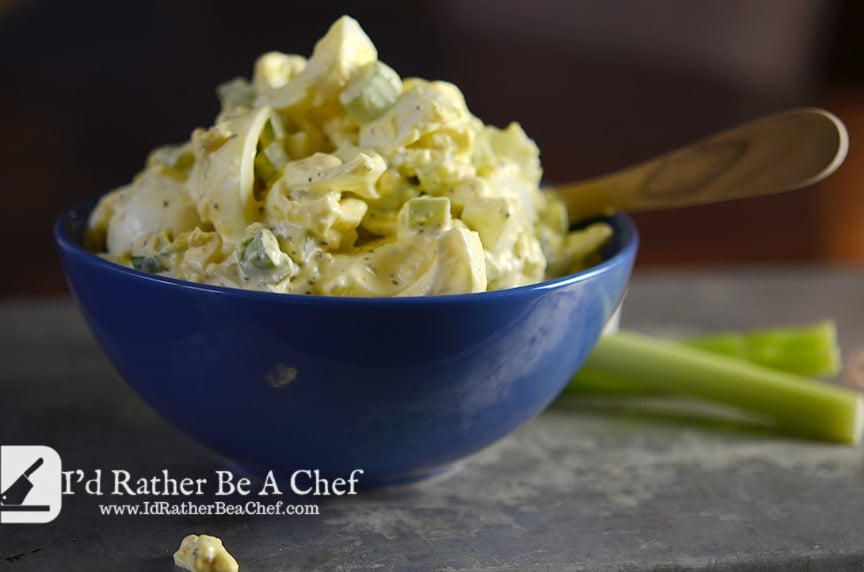 The Best Egg Salad Recipe