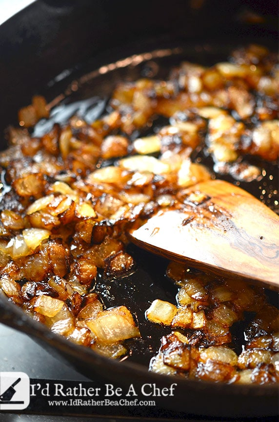 butternut squash soup recipe caramelized onions