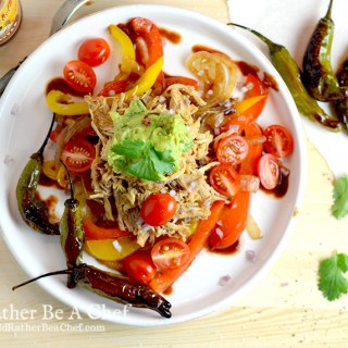 low carb chicken fajita recipe that is gluten free