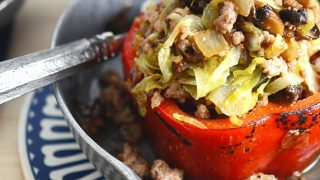 Sausage Stuffed Peppers Recipe