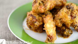 Smoked Wings Recipe