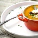 Roasted Vegetable Soup Recipe