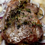 Super savory and packed full of richness, this boneless beef chuck roast recipe will have your guests coming back for more! Paleo, gluten free and low carb