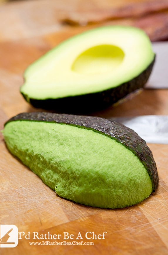 how to cook an avocado in the oven