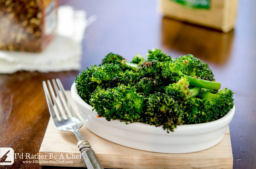 Spicy Italian Broccoli Recipe