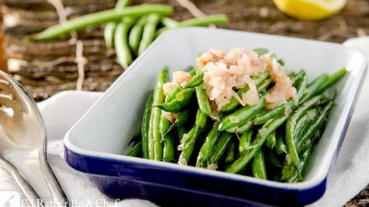 Haricot Vert Recipe