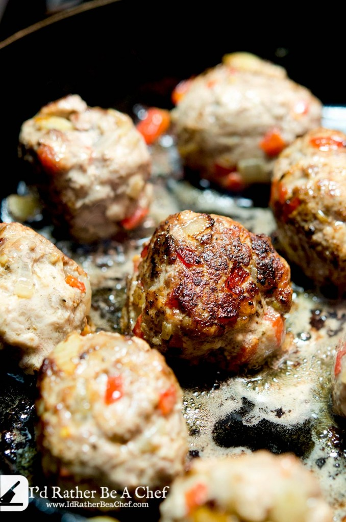 This is a paleo and low carb meatball recipe... more bang for your buck. They are also gluten free meatballs! All that and still full of flavor- this is one recipe to try now!