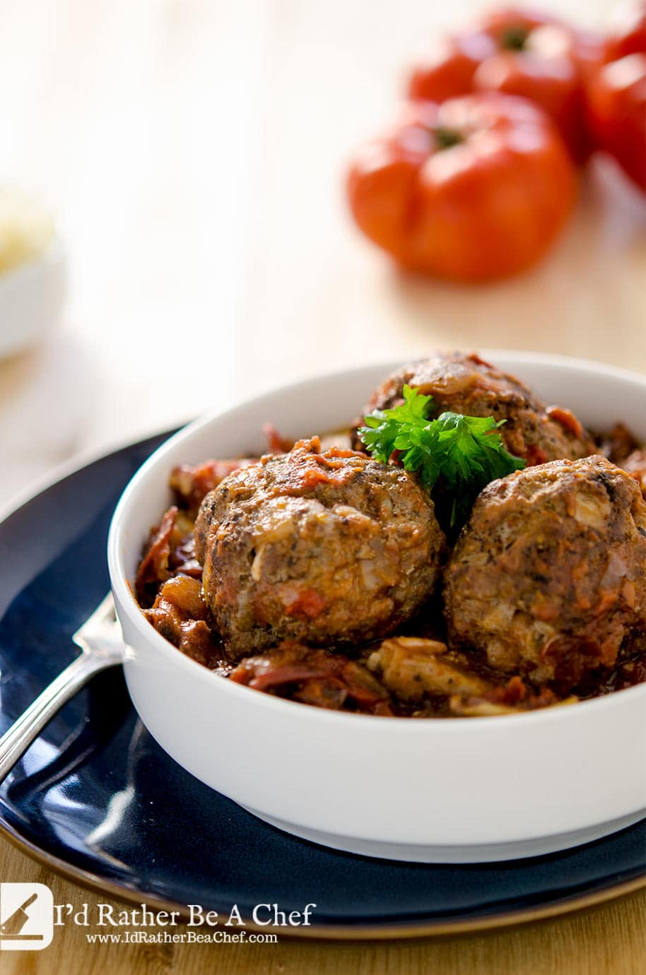 Use this low carb meatball recipe with marinara, zoodles, noodles, sandwiches or whatever else you would need a meatball for! Meatball hoagie? Meatball sub? Meatball parm? All good.