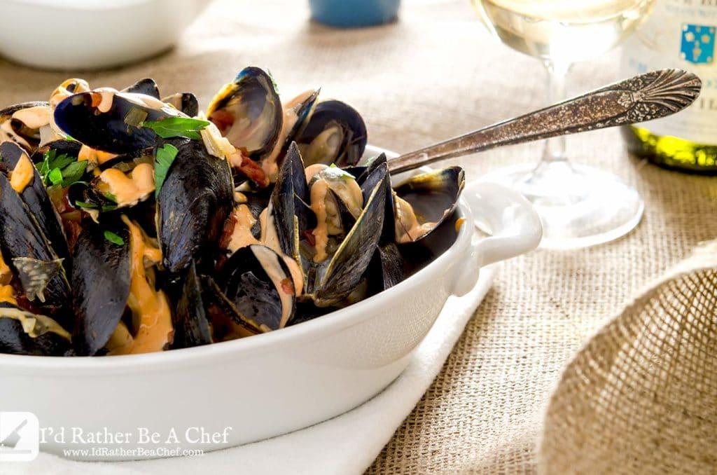 mussels-recipe