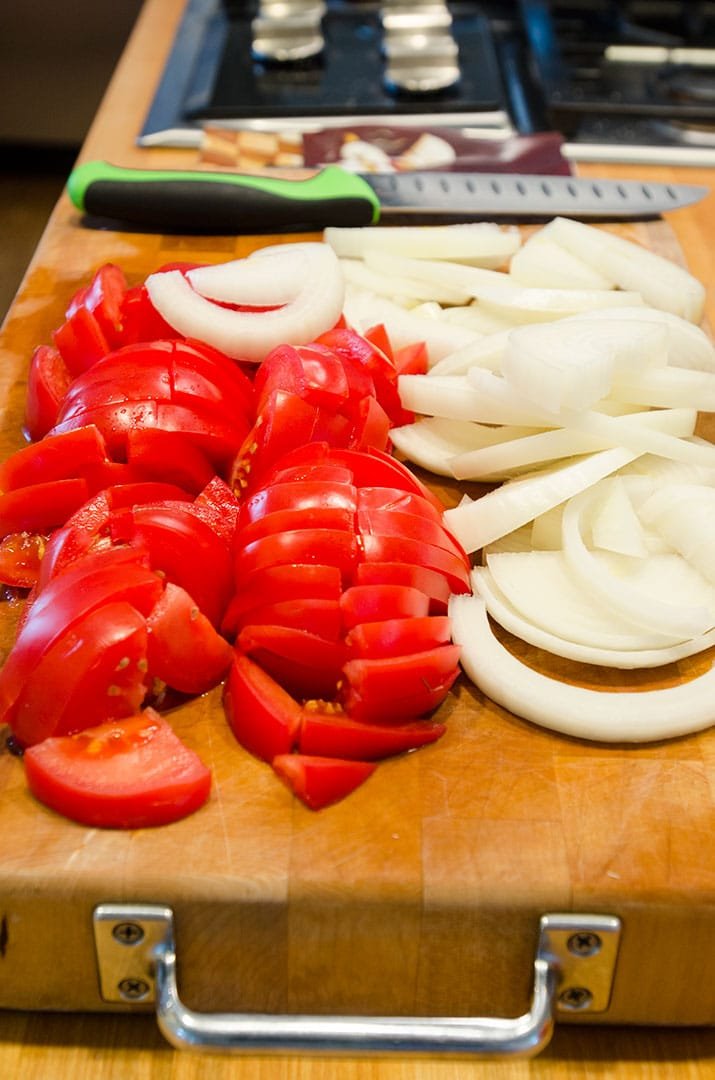 A delicious ratatouille dish starts with incredible ingredients.