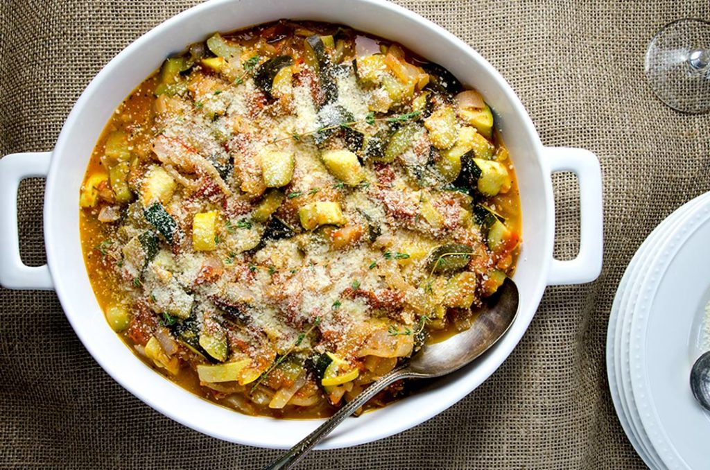 Easy French Ratatouille Recipe — Dishmaps