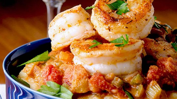 Shrimp Creole Recipe with Southern Spice