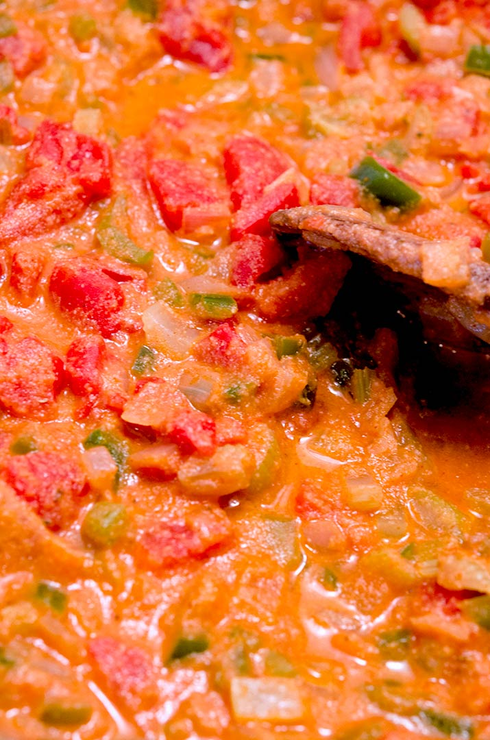 Recipe for Shrimp Creole: delightful creole stew.