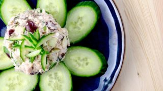 No Mayo Tuna Salad Recipe
