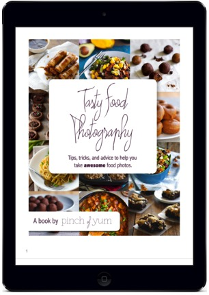 Photographing food with this ebook gets so much easier after you download and read it. I love this book.