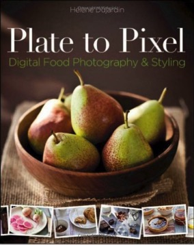 Photographing food is easy with this wonderful book.