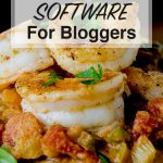 A look at pixlr, photoshop and lightroom for food bloggers