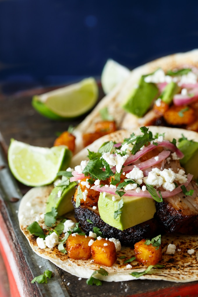 These wonderful pork belly tacos fit perfectly in our mouthwatering pork belly recipes roundup.