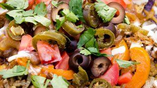 Fajita Nachos: Four Layers of Flavor