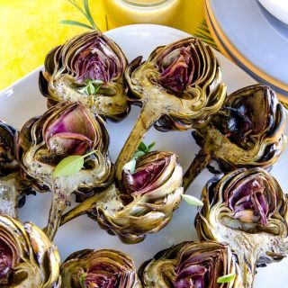 Delicious grilled artichokes have a delicate flavor, tender heart and provide a wonderful eating experience. Learn how to grill artichokes today!