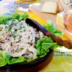 Making this rotisserie chicken salad recipe is easy, with the same delightful results every time!