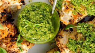 Incredible Basil Pesto Recipe