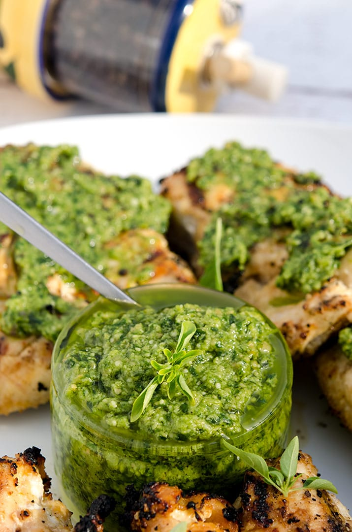 Incredible Basil Pesto Recipe I 39 D Rather Be A Chef