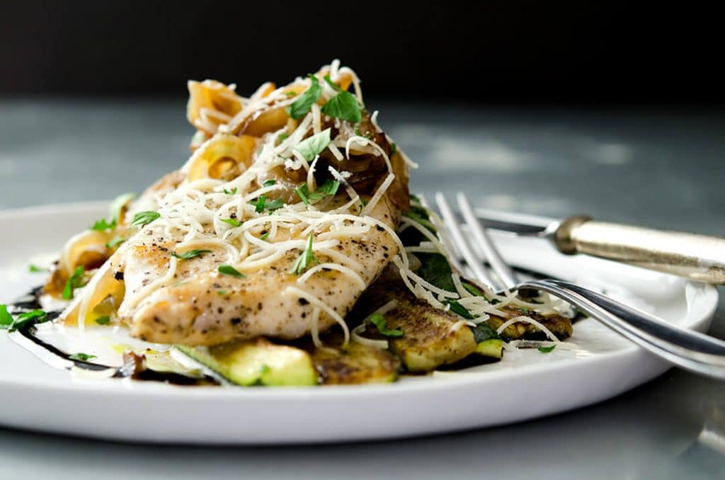 A fantastic sauteed chicken breast recipe.