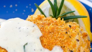 Creamy Chicken Cordon Bleu