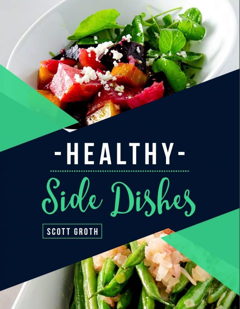 healthy side dishes cookbook