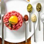 Tender Steak Tartare Recipe