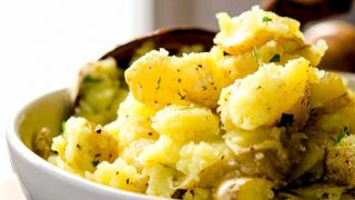 The Best Roasted Garlic Mashed Potato Recipe