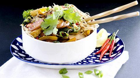 Stir Fry Noodles Recipe: make it today!