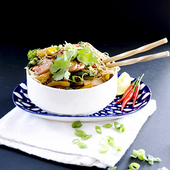 Stir Fry Noodles Recipe