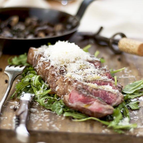 Bistecca Fiorentina (Grilled Steak Florentine)