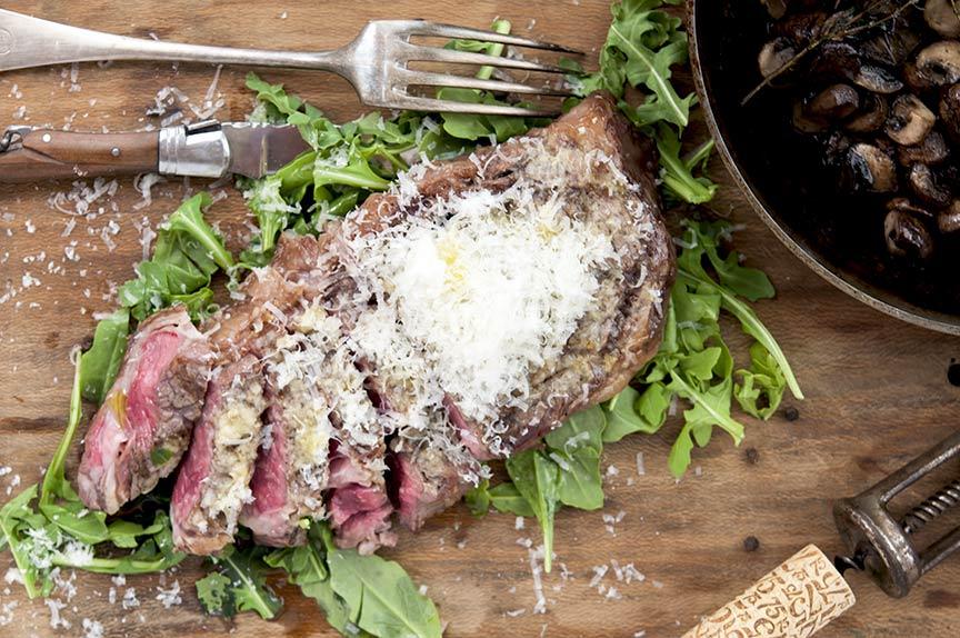 low carb bistecca fiorentina