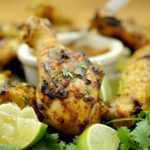 gluten free tandoori style grilled chicken recipe