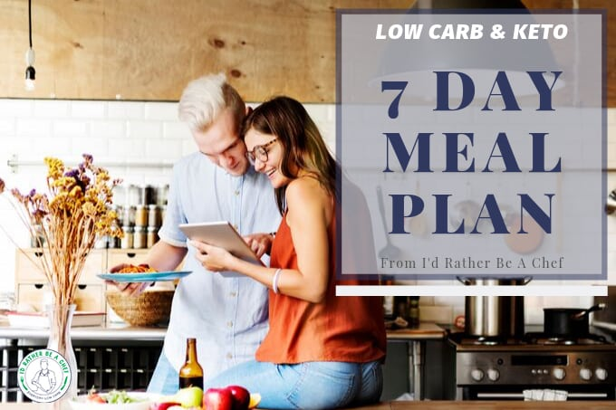 low carb diet meal plan with keto