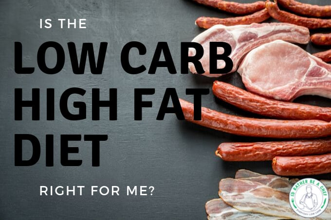 low carb high fat diet keto