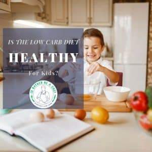 low carb diet for kids