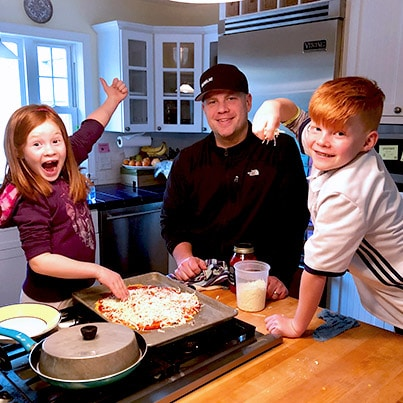 low carb family cooking