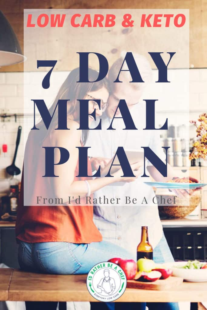 low carb diet meal plan download