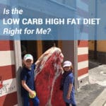 low carb high fat diet