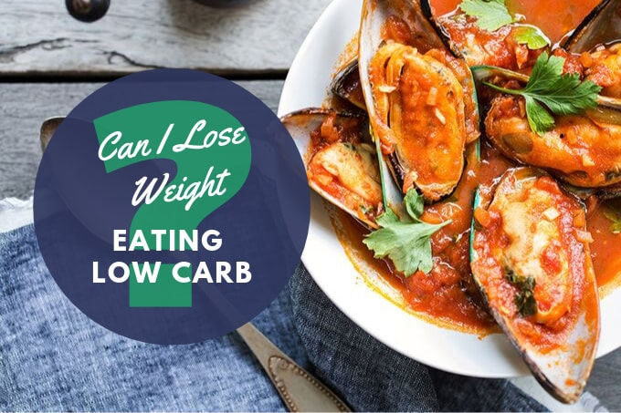 Can I lose weight eating low carb