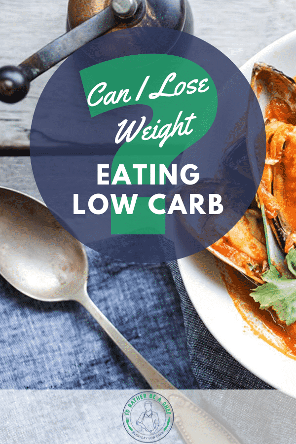 Does low carb work to lose weight