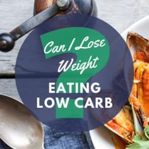 Does eating low carb work?